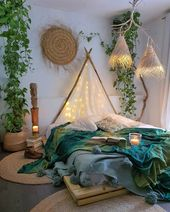 Bohemian Style Ideas For Bedroom Decor Design