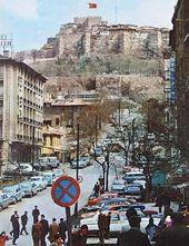 Bir Zamanlar Ankara (1920-1970 yılı arası Ankara Fotoğrafları)