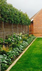 25 ideas for intelligent and stylish garden demonstrations – 2019