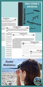 Free Gratitude Journal for the Educator