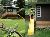 15 modern playhouses for happy backyards