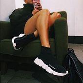 #Mode #Balenciaga #Schuhe #Sneakers  – Men's Style
