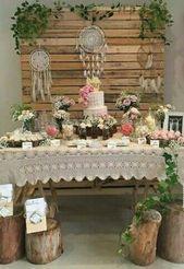 Party Decorations Birthday Boho 66+ Ideas – 1. Geburtstag