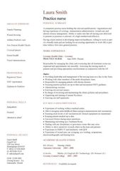 Certified Nursing Assistant Resume  Certified Nursing Assistant
