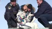 New female space record for Nasa astronaut