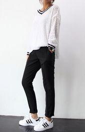 Necesito ayuda para combinar Adidas Superstars – Foro – GLAMOUR   – Things to Wear