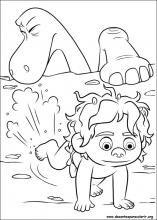 Desenhos Do O Bom Dinossauro Para Colorir O Bom Dinossauro