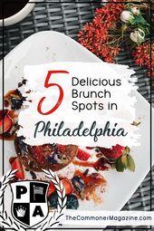 5 Philadelphia Brunch Spots We Love