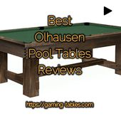 5 Best Olhausen Pool Tables Reviews Video In 2021 Olhausen Pool Table Pool Table Game Room Design