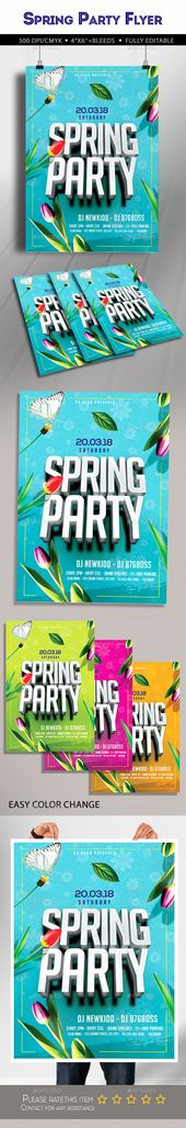 Mojito Night Party Flyer  Mainstream Music Party Flyer And Psd