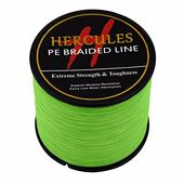 Fins Spectra 300-Yards Hollow Core Metered Braid Fishing Line 80-Pound