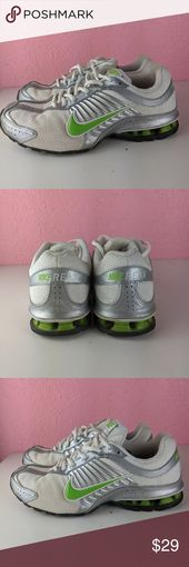 Nike Reax run 4 women's size 7.5 Gently used.  No box.  We always carefully …