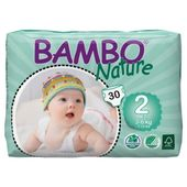 ABENA Bambo Nature plen.k. Größe 1 für 2-4kg 28Stk | …