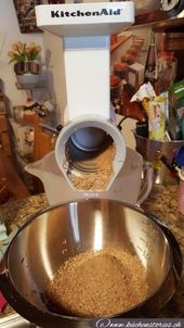 Tips for using the KitchenAid food processor