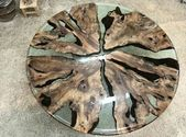 CUSTOM ORDER for 2 tables epoxy Coffee tables,epoxy river tables,resin river coffee table