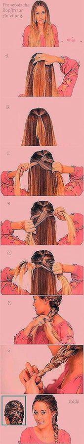 56+ Trendy Braids Hairstyles for School Binding, #Braids #Hairstyles #School #Trendy #Binding,