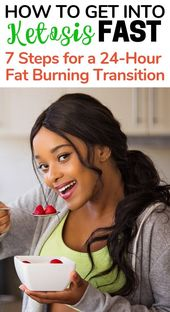 How to Get Into Ketosis Fast – 7 Step Plan for 24 Hour Transition – On and Off Keto