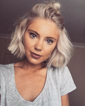 """Laura Jade Stone on Instagram: """"It feels good when I get the chop. Thank you …"""