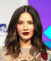 Olivia Munn Straight Shoulder Length Hairstyle. Olivia Munn looks lovely here in a shoulder length bob that is perfect for both day and night. Olivia ...