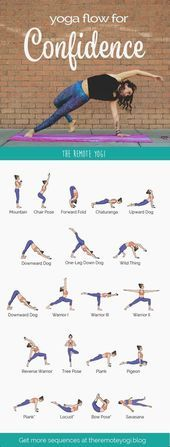 simple yoga routine  simple yoga routine    This image has get 17 repins.    Aut…