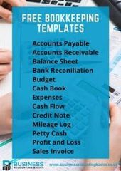 Bookkeeping Templates Bookkeepingbusiness Bookkeepingforsmallbusiness Bookkeepingf Bookkeeping Templates Spreadsheet Template Business Bookkeeping Business