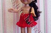 tutoriel gratuit poupée: culotte   – Poupee