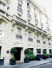 Victoria Palace Hotel In Paris Best Hotels Go Sees Pinterest And