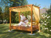 Kuscheln, ruhen, toben: Dieses Himmelbett zum selber bauen ist ein wunderbares W… – sunny