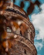 Galata Tower in autumn by Turuncu Sakallı Fotoğrafçı (Orange Bearded Photogr…