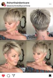 Nice cut in color for a thin face – cool style