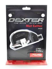 Dexter Mat Cutter And Blades Ad Supplies Art Crafts Artist Products Ad Blade Cutter Chrome Plating