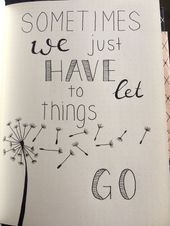70 Inspirational Calligraphy Quotes for Your Bullet Journal Want a lift? Right here a…