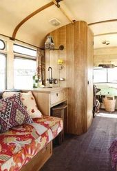 25 Awesome Bus Camper | Camperism