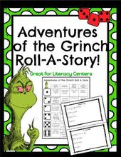 Grinch Roll A Story