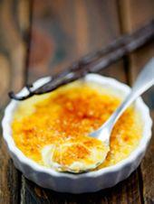 Crème Brûlée Rezept: Französische Tradition