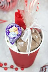 Simple Hot Chocolate Gift Ideas for Christmas