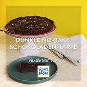 DUNKLE NO-BAKE SCHOKOLADENKARTE – Schokolade