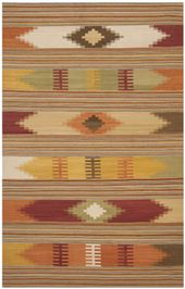 Safavieh Kilim Nvk177a Red Multi Area Rug In 2020 Wool Area Rugs Kilim Area Rug Area Rugs