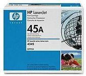 HP Q5945A Black Print Cartridge for Laserjet M4345 MFP – 18000 Pages