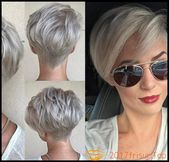 New Short Hairstyles Ladies 2019 Trend
