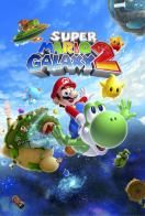 Carátula Super Mario Galaxy 2 Juegos De Wii Juegos Super Mario Juegos De Mario