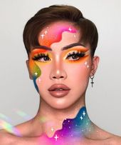 OMG look at that! So beautiful ♥ These makeup looks are real inspiration! Whet…