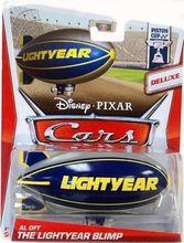 Disney Pixar CARS Movie 1:55 Die Cast Car World of Cars Oversized Vehicle #4 Al Oft The Lightyear Blimp
