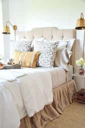 33 Beautiful Fall Decor Ideas  – Bedrooms