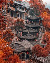 Furon Stadt Hunan, China von Enrico Barletta / 500px …