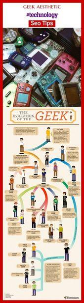 Geek aesthetics #technology #interesting buzzwords #trending. Geek humor, geek stuff, …