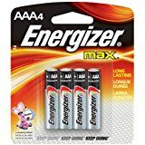 Energizer Aa Batteries 48 Count Double A Max Alkaline Battery Packaging May Vary Pricepulse