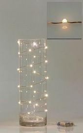 25 wunderschöne Möglichkeiten Weihnachtsbeleuchtung zu verwenden