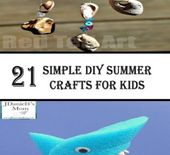 21 easy DIY summer time crafts for teenagers