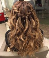# Prom # hairstyles #newest #newest # prom